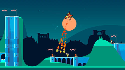 Drag'n'boom for iPhone for free
