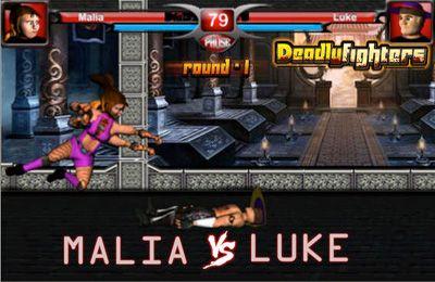 Tödliche Kämpfer - Mehrspieler für iPhone