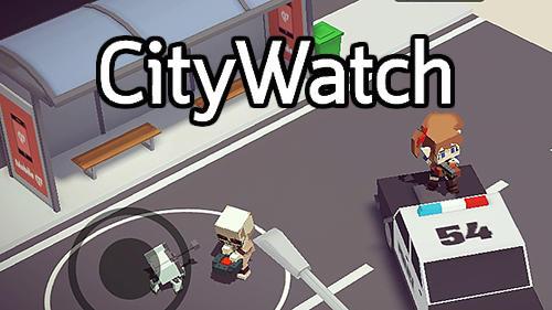 City watch: The rumble masters Screenshot