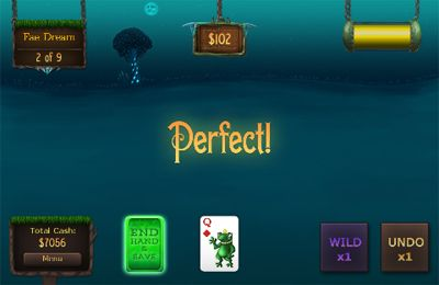 Screenshot Faerie Solitaire Mobile HD on iPhone