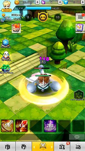 Legends knight RPG Screenshot