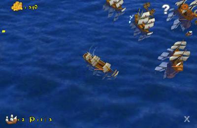 Kriegsschiff für iPhone