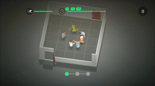Arcade-Spiele Exit hero für das Smartphone