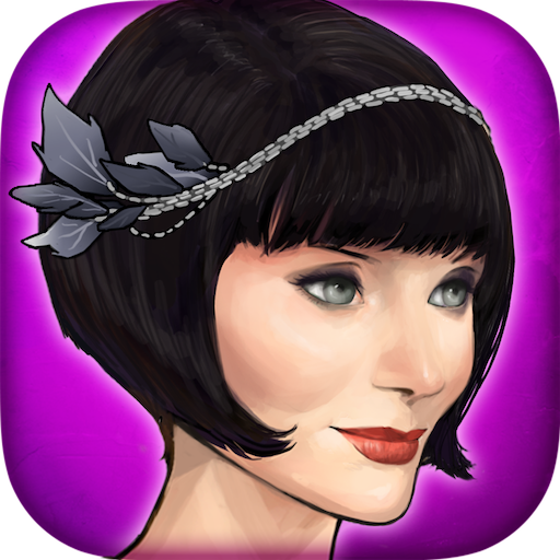 Miss Fisher's Murder Mysteries - detective game icône