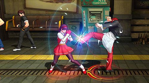 The king of fighters: Allstar for iOS devices