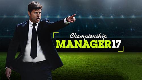 Championship manager 17 Symbol