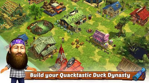 Simulator-Spiele Duck dynasty: Family empire für das Smartphone