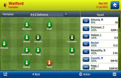 Simulation: Lade Fußball Manager 2013 auf dein Handy herunter