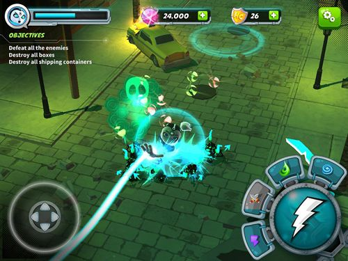 Stan Lee's hero command for iPhone for free