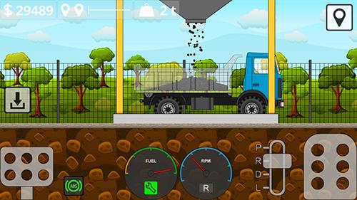 Mini trucker für Android