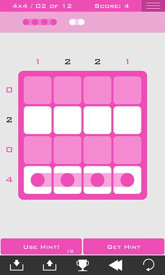 Logic dots screenshot 4