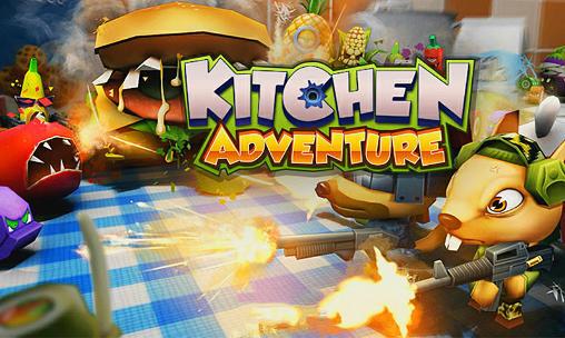 Kitchen adventure 3D Screenshot