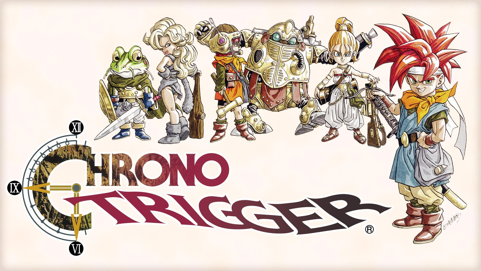 CHRONO TRIGGER (Upgrade Ver.) captura de tela 1