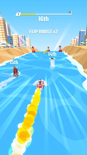 Flippy race screenshot 1