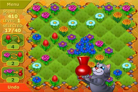 Flower garden: Logical game на русском языке