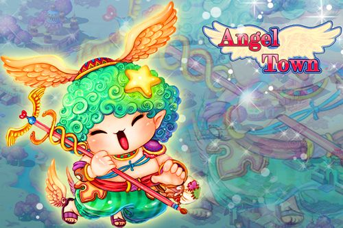 логотип Город ангелов