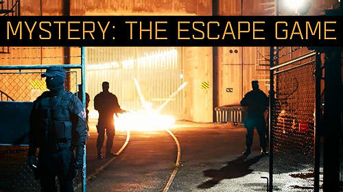 Mystery: The escape game Screenshot