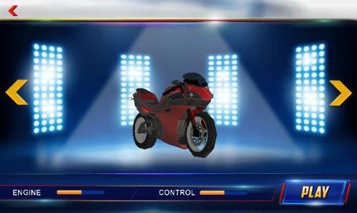 Simulation Crazy offroad hill biker 3D für das Smartphone