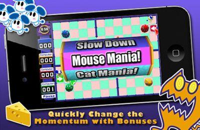 Katz und Maus Spiel für iOS-Geräte