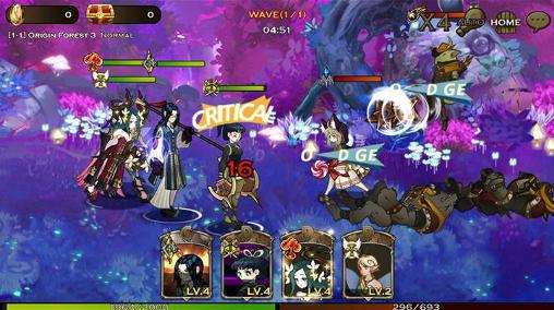 Exos saga screenshot 4