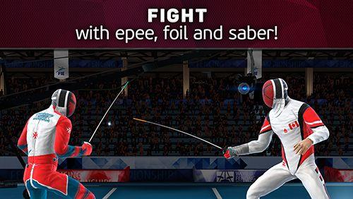 Спортивные игры Чемпионат мира по фехтованию