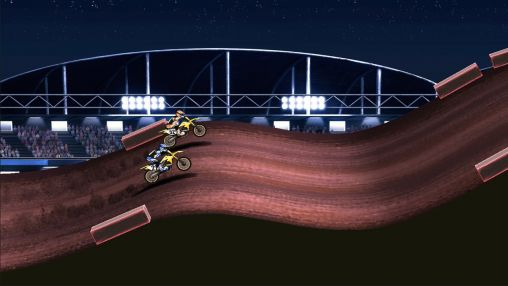Mad skills motocross 2 pour Android