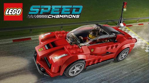 LEGO Speed champions Symbol