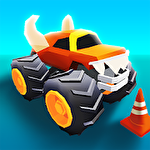 Monster truck.io Symbol