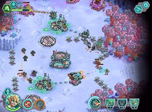 Iron marines screenshot 2