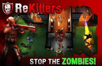 Screenshot ReKillers on iPhone