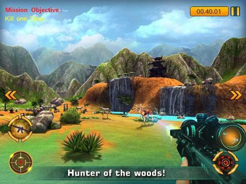 Action Hunter 3D für das Smartphone