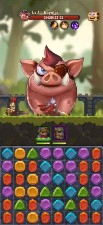 Rune Heroes für Android