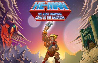 logo He-Man: The Most Powerful Game in the Universe
