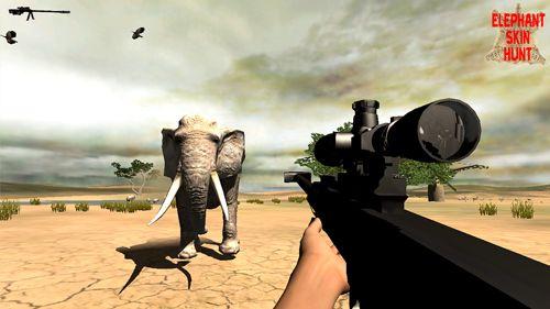 Screenshot Große Afrikanische Jagd auf dem iPhone