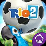 Иконка Rio 2: Sky Soccer!