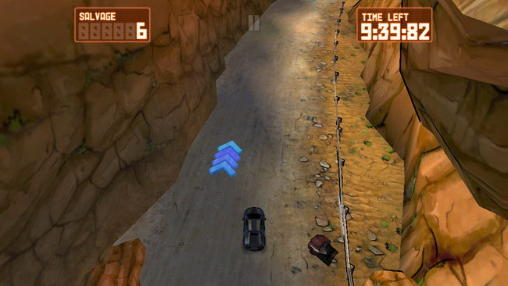 Scorched: Combat racing für Android
