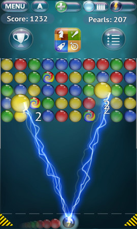 Bubble Explode for iPhone for free