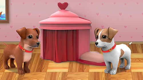 Lovely pets: Dog town скриншот 1