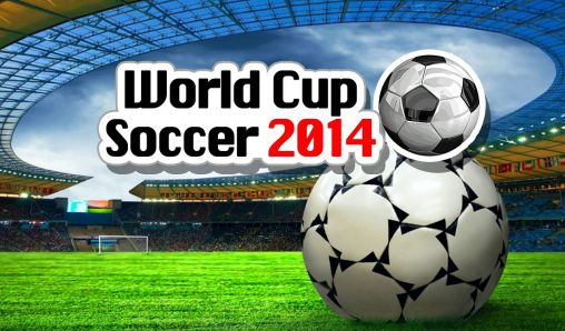 World cup soccer 2014 screenshots
