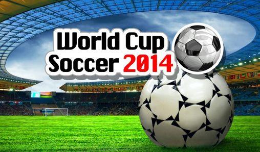 World cup soccer 2014 screenshot 1