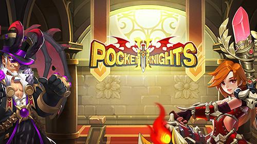 Pocket knights 2 screenshot 1