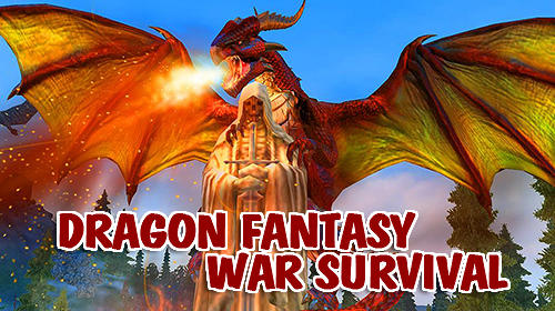 Dragon fantasy war survival 3D скриншот 1