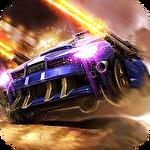 Death race: Crash burn Symbol