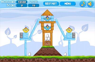 Arcade: Lade Wütende Hühner Pro auf dein Handy herunter