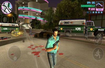 Shooter GTA: Vice City auf Deutsch