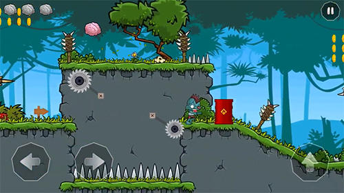 Hard to be a zombie: Brain quest! für Android