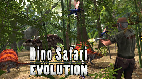 Dino safari: Evolution скріншот 1