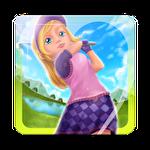 Golf game one Symbol