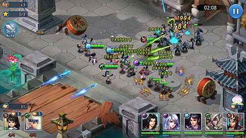 Strategie RPG Generals call auf Deutsch
