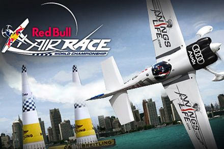 logo Red Bull air race World championship